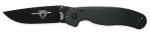 Нож Ontario RAT II Folder black
