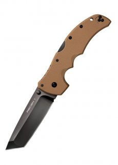 Нож Cold Steel Recon 1 Tanto Brown, CTS-XHP